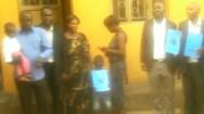 HTP Members Ps Abraham Ssennono Brondon, Kivumbi Earnest Benjamin, Esther Nasuna Favor, Zipporah Nalubega,Peter Matson Mulindwa,Ongera Edigar, Caleb Turyamuhika &Allan Kitonsa in Namasuba