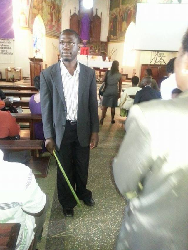 Kivumbi at Christ the King Church