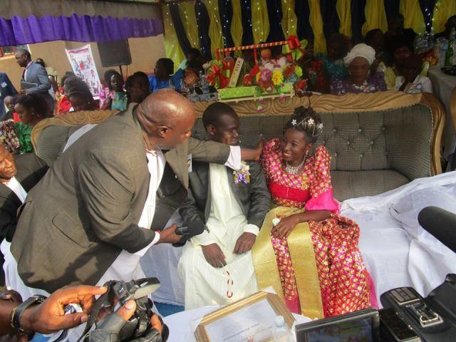 Princess Namalwa Introduces Kivumbi Earnest Benjamin