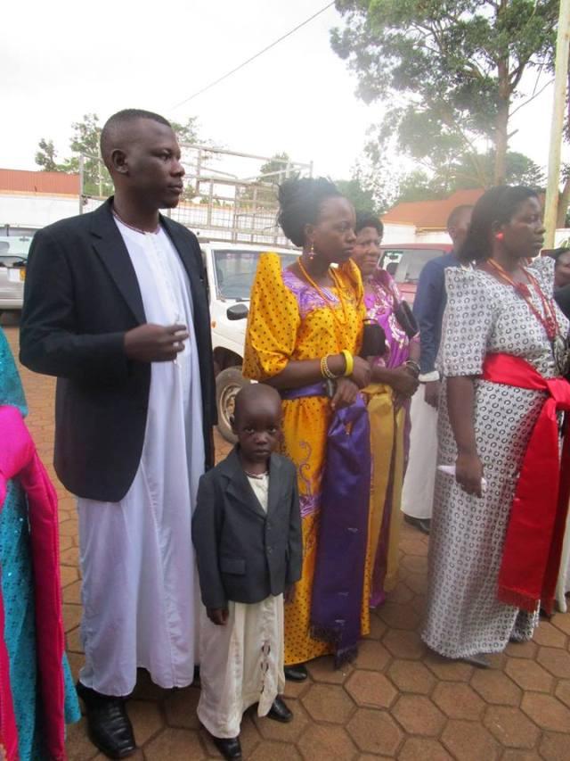 Princess Namalwa Scovia Intorduces Kivumbi