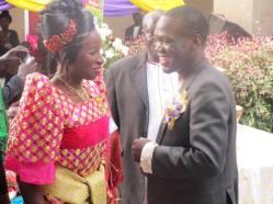 Princess Namalwa Scovia Introduces Hon Kivumbi Earnest Benjamin