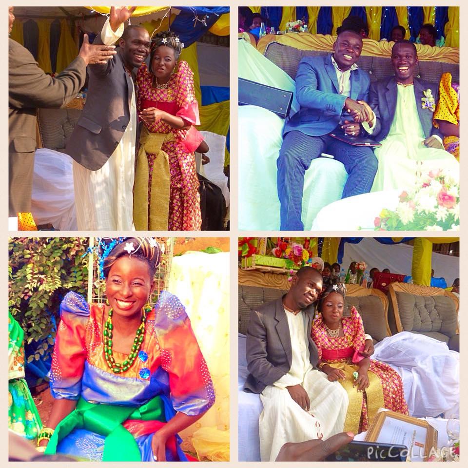 Princess Namalwa Scovia Introduces Kivumbi E Benjamin