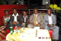 Princess Namalwa introduced to UG Security Minister Hon Mululi Mukasa-President Kivumbi Earnest Benjamin