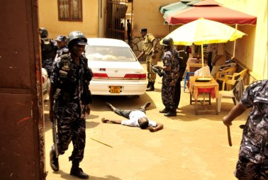 wbs journalist toutured by police