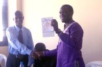 Kivumbi Earnest Benjamin Guest of Honor in Business Forum (2)