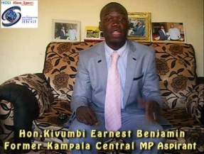 Hon kivumbi Earnest on Burundi Coup