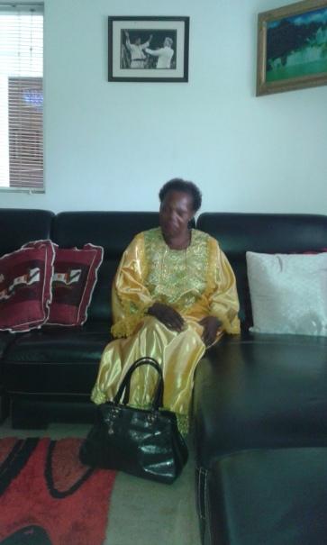 Kivumbi Eanest Benjamin wih Prophet Felix Omondi at Ps Imleda Numutebi Liberty Worship Centre (12)