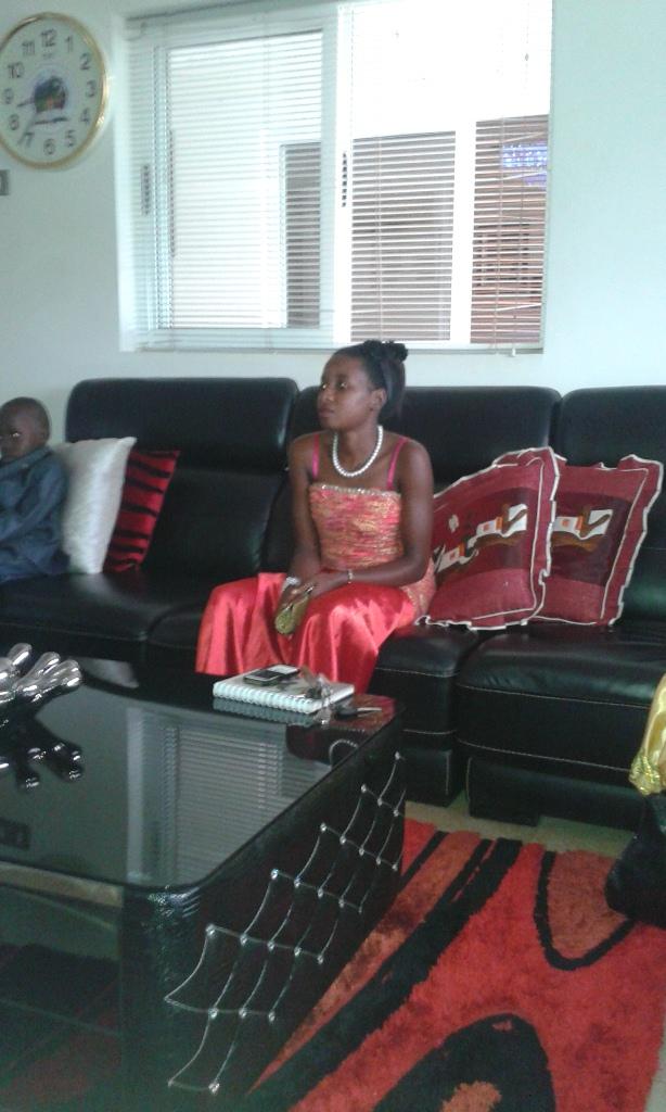 Kivumbi Eanest Benjamin wih Prophet Felix Omondi at Ps Imleda Numutebi Liberty Worship Centre (14)