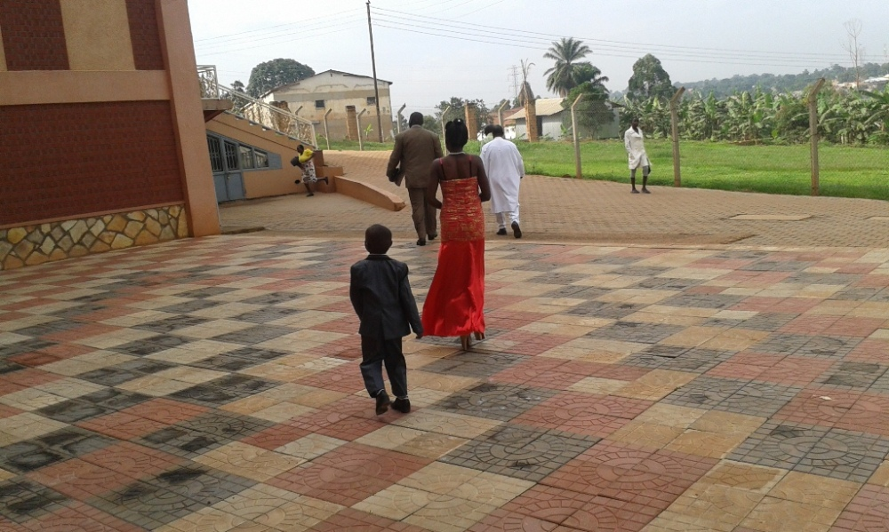 Kivumbi Eanest Benjamin wih Prophet Felix Omondi at Ps Imleda Numutebi Liberty Worship Centre (25)