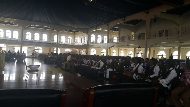 Kivumbi Eanest Benjamin wih Prophet Felix Omondi at Ps Imleda Numutebi Liberty Worship Centre (29)