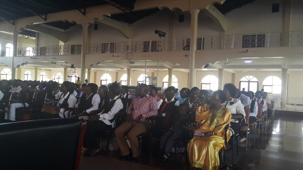Kivumbi Eanest Benjamin wih Prophet Felix Omondi at Ps Imleda Numutebi Liberty Worship Centre (32)