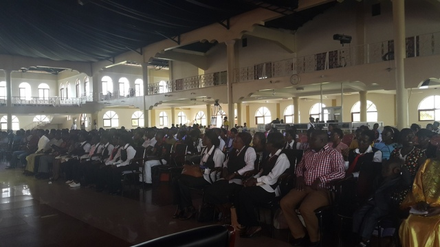Kivumbi Eanest Benjamin wih Prophet Felix Omondi at Ps Imleda Numutebi Liberty Worship Centre (33)