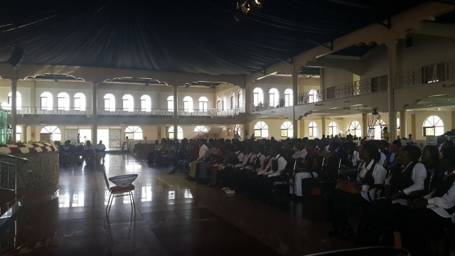 Kivumbi Eanest Benjamin wih Prophet Felix Omondi at Ps Imleda Numutebi Liberty Worship Centre (34)