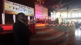 Kivumbi Eanest Benjamin wih Prophet Felix Omondi at Ps Imleda Numutebi Liberty Worship Centre (45)