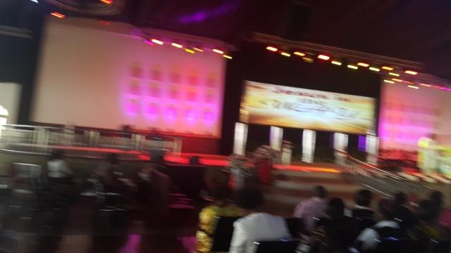 Kivumbi Eanest Benjamin wih Prophet Felix Omondi at Ps Imleda Numutebi Liberty Worship Centre (60)