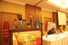 Kivumbi Earnest Benjamin & Princess Scovia at EACO Congress 2015 Sheraton Hotel Kampala (11)
