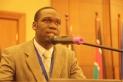 Kivumbi Earnest Benjamin & Princess Scovia at EACO Congress 2015 Sheraton Hotel Kampala (13)