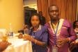 Kivumbi Earnest Benjamin & Princess Scovia at EACO Congress 2015 Sheraton Hotel Kampala (3)