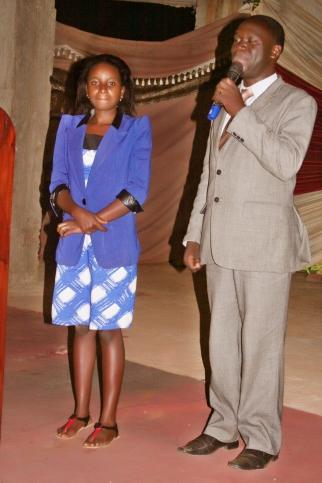 Kivumbi Earnest Benjamin & Princess Scovia Kivumbi