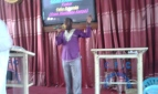 Prophet Felix Omondi at City Lunch Hour Fellowship of Bishop David Kiganda with Kivumbi Earnest Benjamin (14)