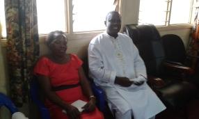 Prophet Felix Omondi at City Lunch Hour Fellowship of Bishop David Kiganda with Kivumbi Earnest Benjamin (16)