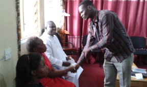 Prophet Felix Omondi at City Lunch Hour Fellowship of Bishop David Kiganda with Kivumbi Earnest Benjamin (30)