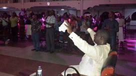 Prophet Felix Omondi & Hon Kivumbi Earnest Benjamin at Liberty Worship Centre of Ps Imelda Namutebi Kula23