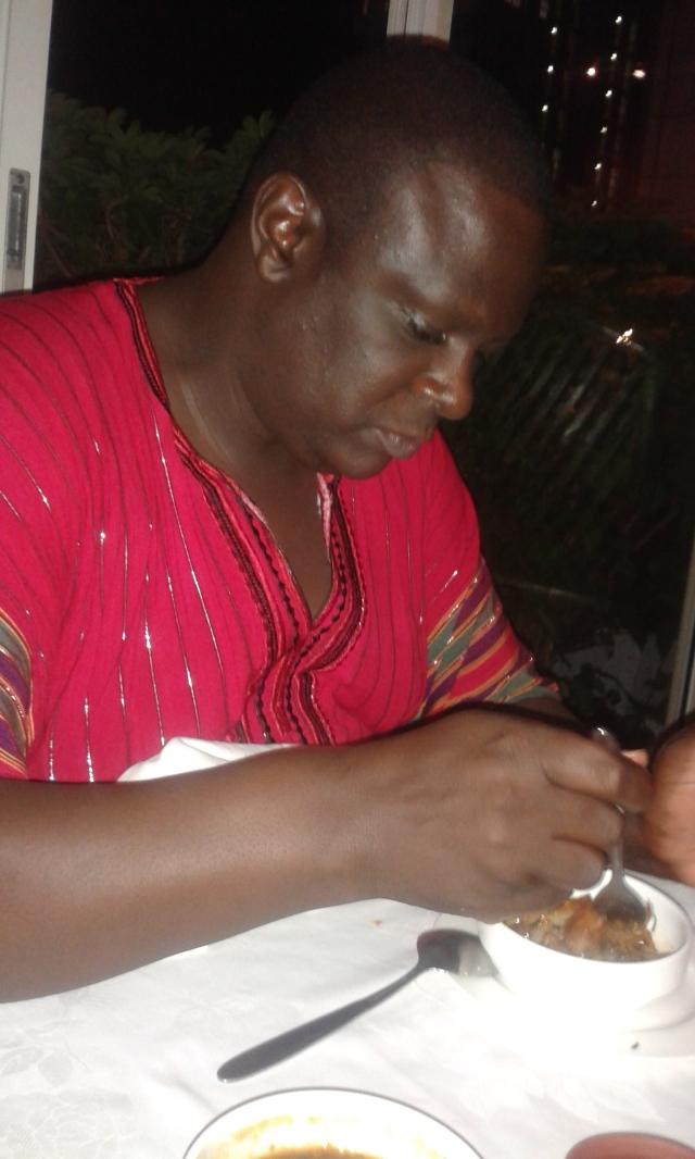 Prophet Felix Omondi, Hon Kivumbi Earnest Benjamin Ministering at Ps Rebecca Majwega04