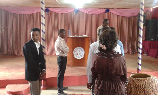 Prophet Felix Omondi, Hon Kivumbi Earnest Benjamin Ministering at Ps Rebecca Majwega11
