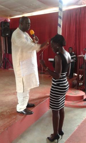 Prophet Felix Omondi, Hon Kivumbi Earnest Benjamin Ministering at Ps Rebecca Majwega13