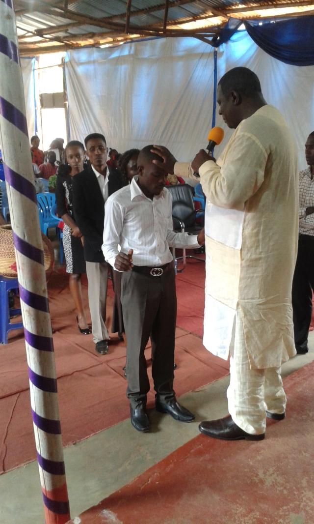 Prophet Felix Omondi, Hon Kivumbi Earnest Benjamin Ministering at Ps Rebecca Majwega20