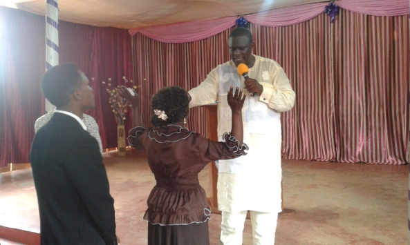 Prophet Felix Omondi, Hon Kivumbi Earnest Benjamin Ministering at Ps Rebecca Majwega23