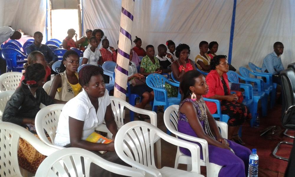 Prophet Felix Omondi, Hon Kivumbi Earnest Benjamin Ministering at Ps Rebecca Majwega24