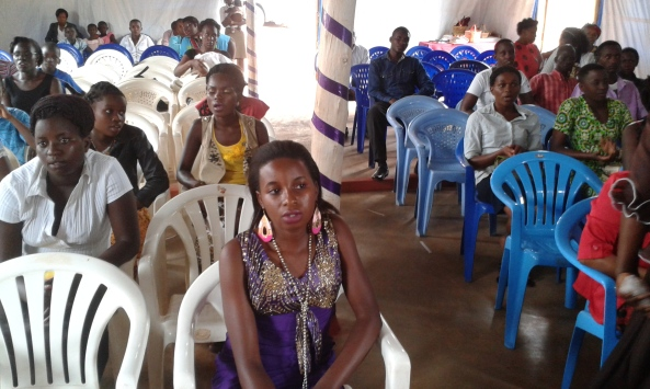 Prophet Felix Omondi, Hon Kivumbi Earnest Benjamin Ministering at Ps Rebecca Majwega26