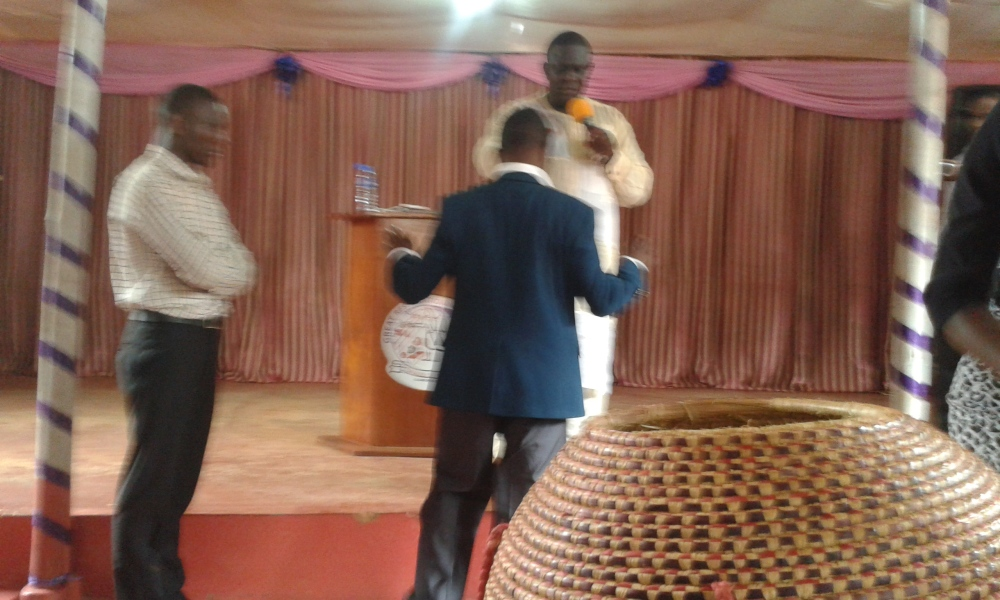 Prophet Felix Omondi, Hon Kivumbi Earnest Benjamin Ministering at Ps Rebecca Majwega32