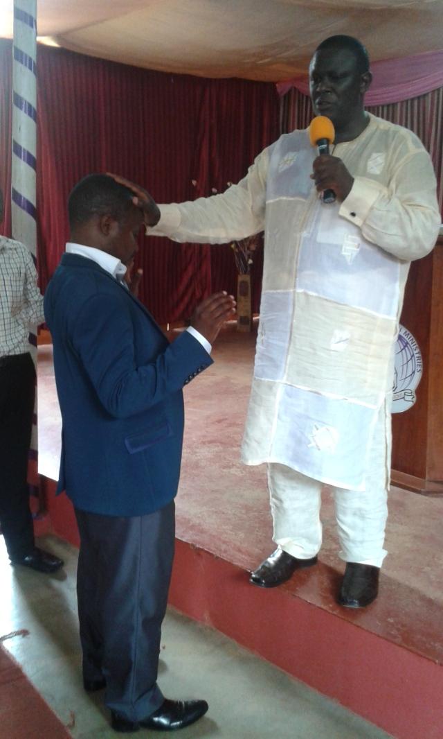 Prophet Felix Omondi, Hon Kivumbi Earnest Benjamin Ministering at Ps Rebecca Majwega36