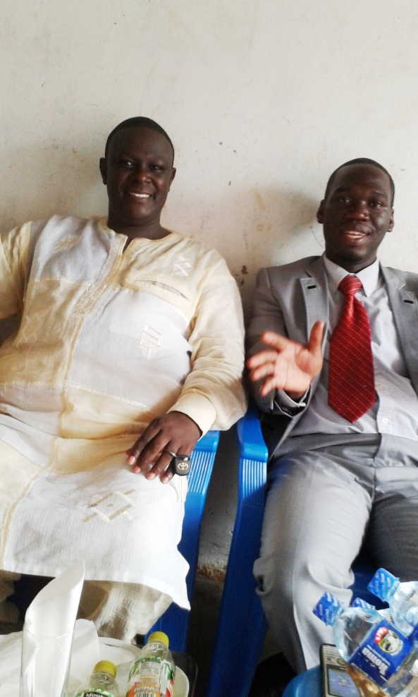 Prophet Felix Omondi, Hon Kivumbi Earnest Benjamin Ministering at Ps Rebecca Majwega48