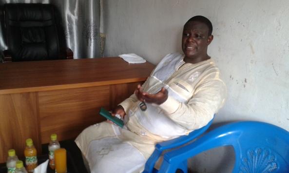 Prophet Felix Omondi, Hon Kivumbi Earnest Benjamin Ministering at Ps Rebecca Majwega52