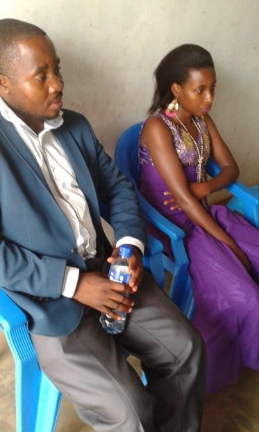 Prophet Felix Omondi, Hon Kivumbi Earnest Benjamin Ministering at Ps Rebecca Majwega55