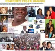 Prophet Felix Omondi, Hon Kivumbi Earnest Benjamin Ministering at Ps Rebecca Majwega57