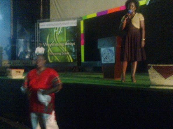 Prophet Felix Omondi, Hon Kivumbi Earnest Benjamin Ministering at Ps Rebecca Majwega59