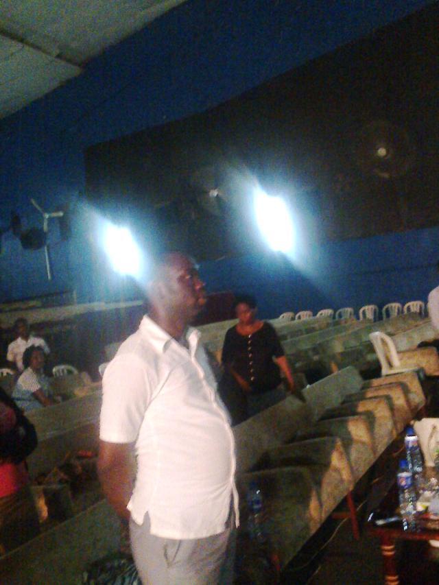 Prophet Felix Omondi, Hon Kivumbi Earnest Benjamin Ministering at Ps Rebecca Majwega60