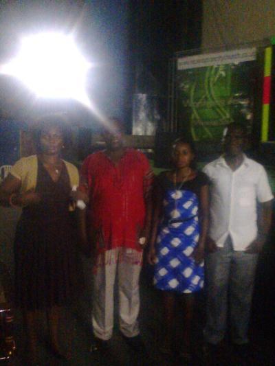 Prophet Felix Omondi, Hon Kivumbi Earnest Benjamin Ministering at Ps Rebecca Majwega61