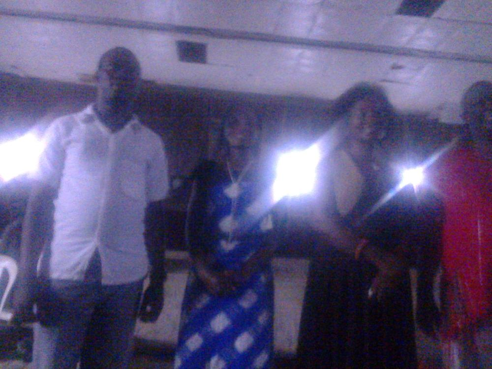 Prophet Felix Omondi, Hon Kivumbi Earnest Benjamin Ministering at Ps Rebecca Majwega62
