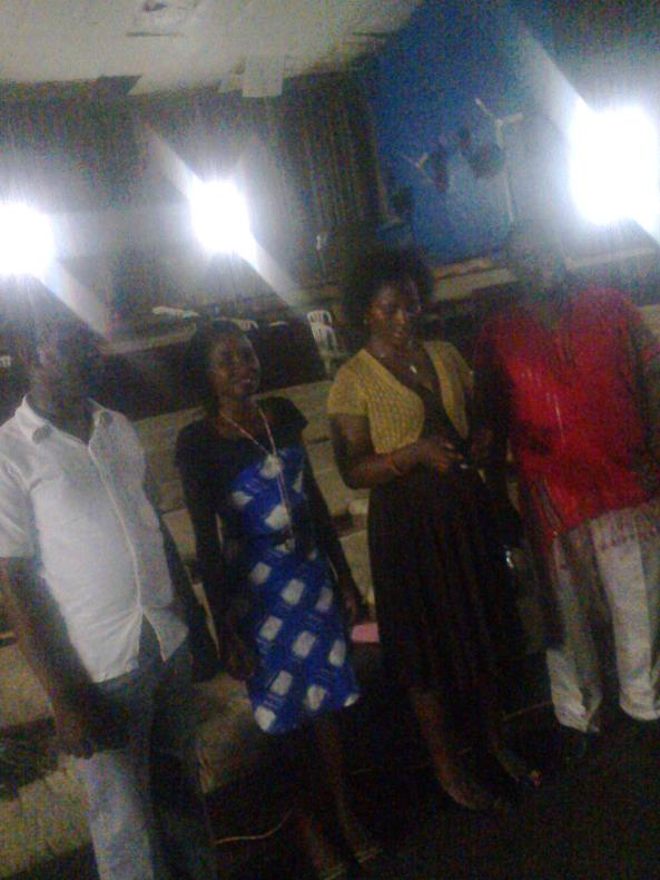 Prophet Felix Omondi, Hon Kivumbi Earnest Benjamin Ministering at Ps Rebecca Majwega63