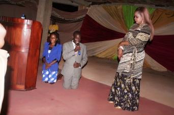 Ps Irene Manjeri, Hon Kivumbi Earnest Benjamin & Princess Scovia Kivumbi