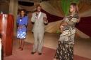 Rev Irene Manjeri, Kivumbi Earnest Benjamin & Princess Scovia Kivumbi
