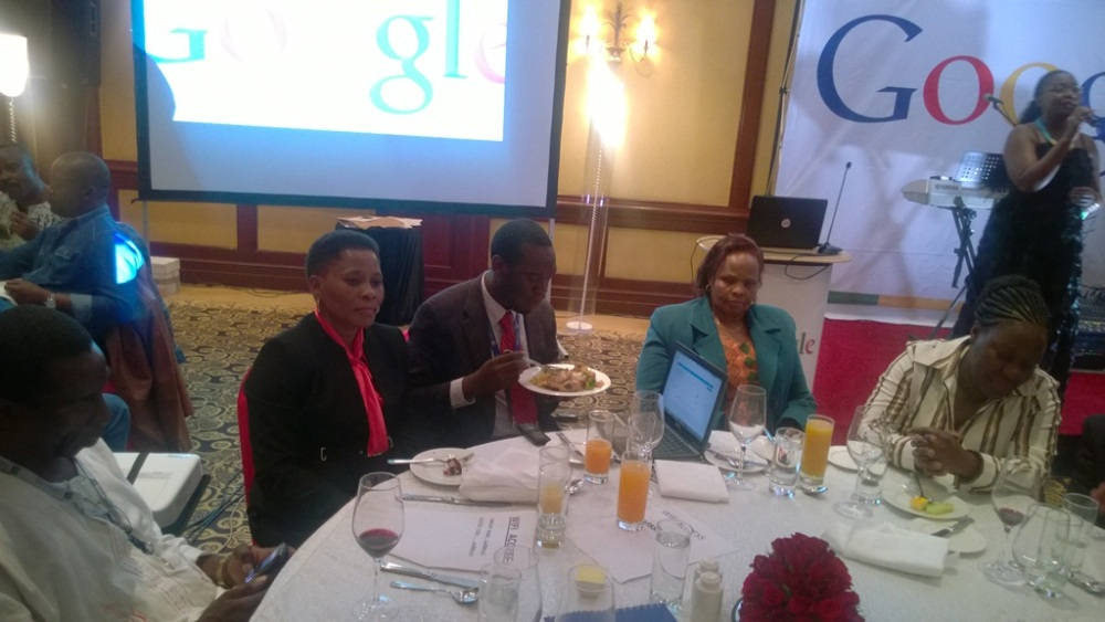 Kivumbi at Fairmont  Norfolk Hotel at Google Dinner (12)
