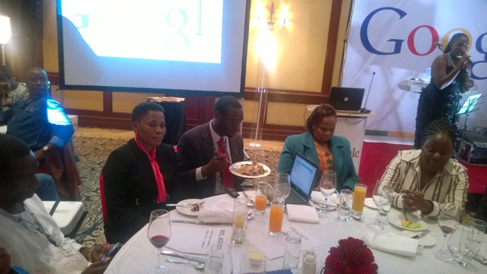 Kivumbi at Fairmont  Norfolk Hotel at Google Dinner (13)
