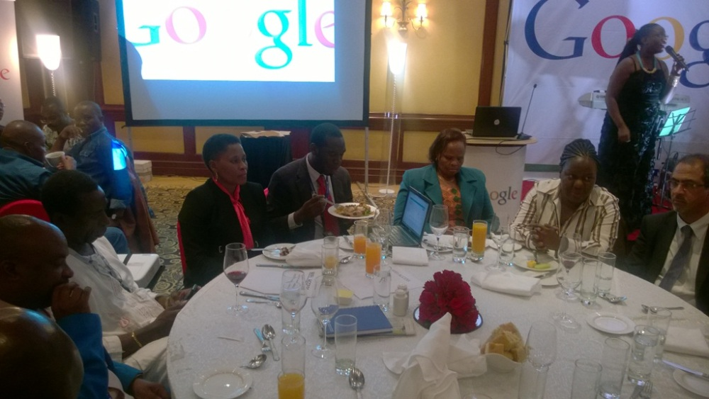 Kivumbi at Fairmont  Norfolk Hotel at Google Dinner (14)